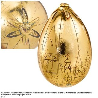 Noble Collection Harry Potter Prop Replica 1/1 Golden Egg