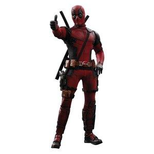 Deadpool 2 Movie Masterpiece Action Figure 1/6 Deadpool 31 cm