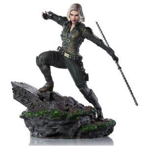 Avengers Infinity War BDS Art Scale Statue 1/10 Black Widow 18 cm