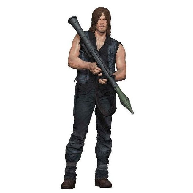 McFarlane The Walking Dead Deluxe Action Figure Daryl Dixon (S6) 25 cm