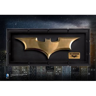 Dark Knight Rises Replica 1/1 Batarang
