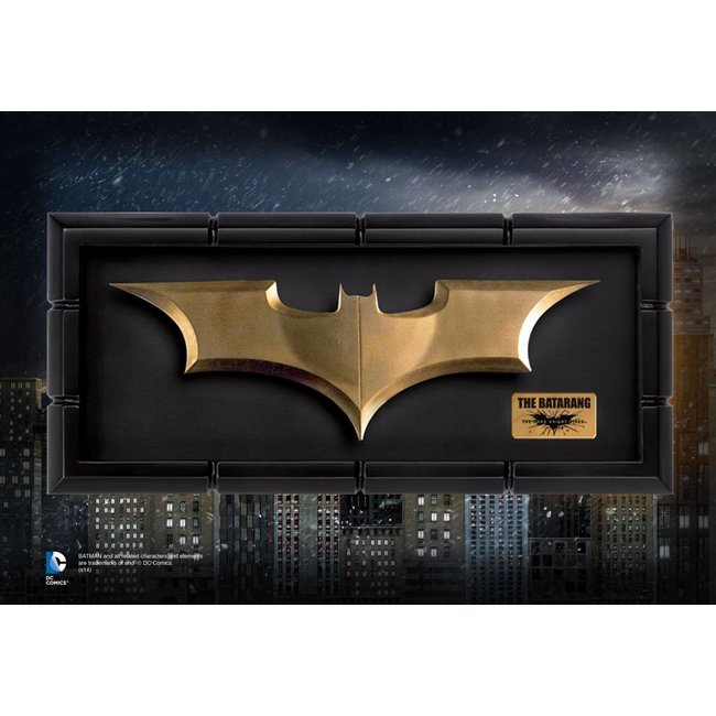 Dark Knight Rises Replica 1/1 Batarang