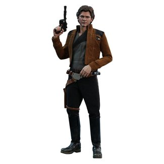 Hot Toys Star Wars Solo MMS AF 1/6 Han Solo
