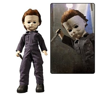 Mezco Toys Halloween Living Dead Dolls Doll Michael Myers 25 cm
