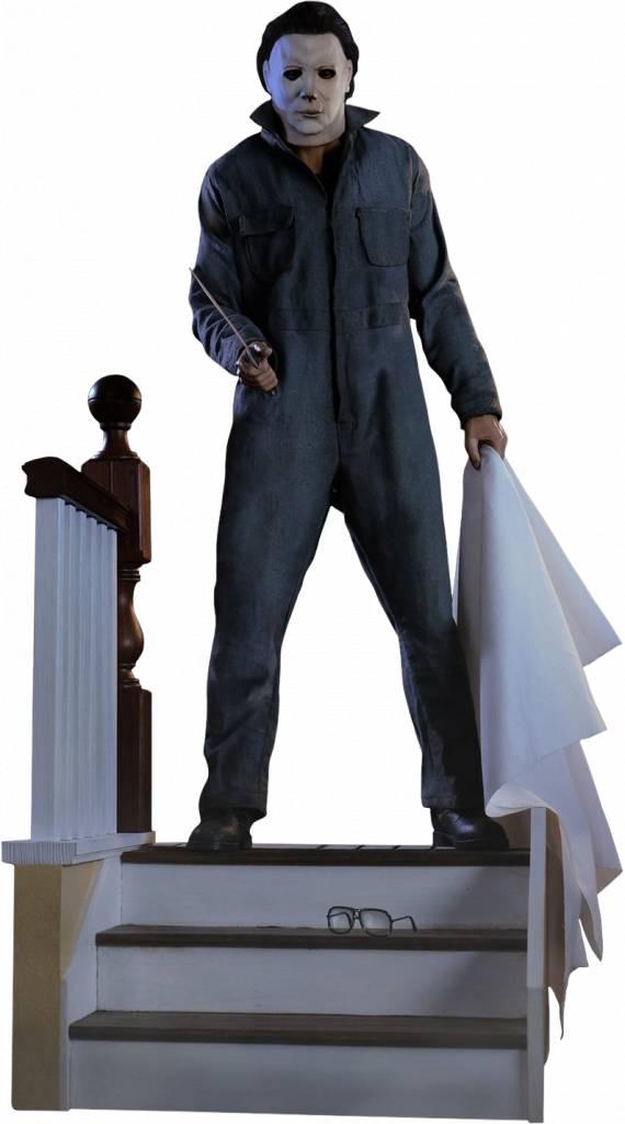 Wanneer Is T Halloween.Halloween Statue 1 3 Michael Myers Pcs Exclusive 81 Cm