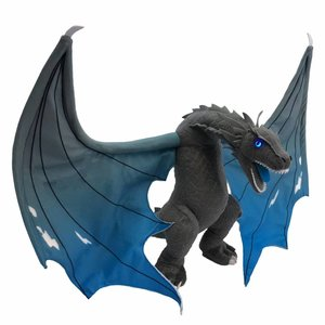 Game of Thrones Plush Figure Icy Viserion 48 cm w/ light up eyes