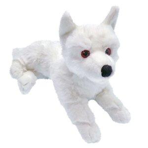 Game of Thrones Plush Figure Ghost Direwolf Prone Cub 38 cm