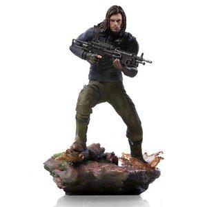 Avengers Infinity War BDS Art Scale Statue 1/10 Winter Soldier 20 cm