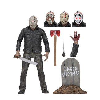 NECA  Friday the 13th Part 5 Action Figure Ultimate Jason 18 cm