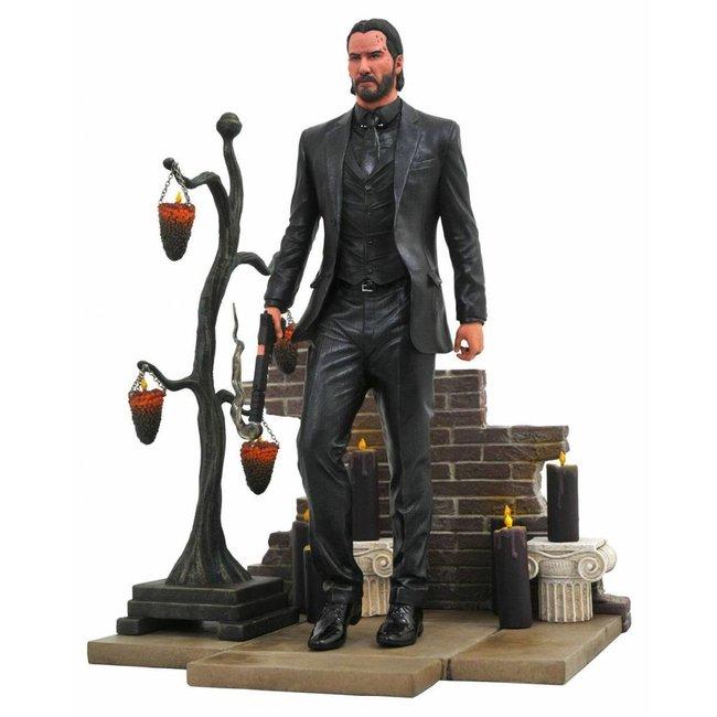Diamond Select Toys John Wick Gallery PVC Statue John Wick 2