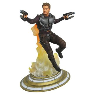 Diamond Select Toys Guardians of the Galaxy Vol. 2 Marvel Movie Gallery PVC Statue Maskless Star-Lord 28 cm