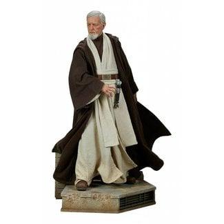 Sideshow Collectibles Star Wars Episode IV Premium Format Figure Obi-Wan Kenobi 51 cm