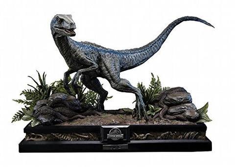 Jurassic World: Fallen Kingdom Statue 1/6 Blue 65 cm
