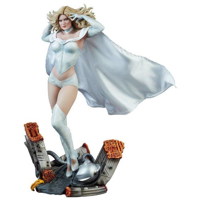 Sideshow Collectibles Marvel Comics Premium Format Figure Emma Frost 50 cm