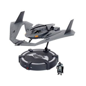 Batman v Superman Diecast Model 1/32 2016 Batwing with figure