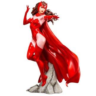 Kotobukiya  Marvel ARTFX+ PVC Statue 1/10 Scarlet Witch 21 cm