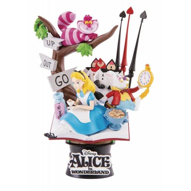 Alice in Wonderland D-Select PVC Diorama 15 cm