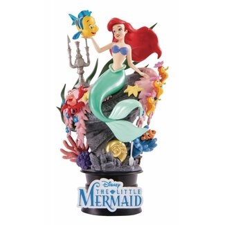 Beast Kingdom The Little Mermaid D-Select PVC Diorama 15 cm
