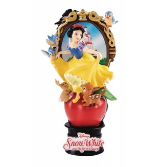 Beast Kingdom Snow White and the Seven Dwarfs D-Select PVC Diorama 15 cm