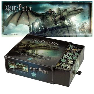 Noble Collection Harry Potter Jigsaw Puzzle Gringotts Bank Escape