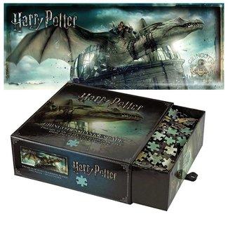 Noble Collection Harry Potter Jigsaw Puzzle Gringotts Bank Escape