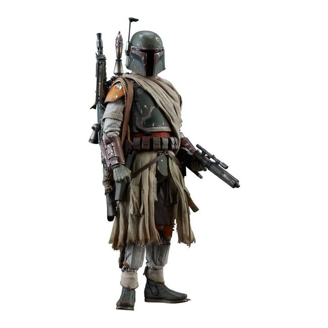 Sideshow Collectibles Star Wars Mythos Action Figure 1/6 Boba Fett