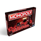 Marvel Board Game Monopoly Deadpool Edition *English Version*