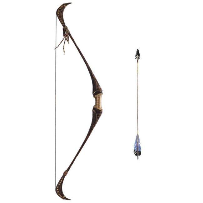 Weta Workshop Shadow of the Tomb Raider Replica 1/1 Lara Croft's Bow and Arrow