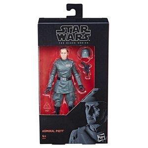 Star Wars Black Series Action Figure 2018 Admiral Piett Exclusive 15 cm