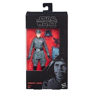 Hasbro Star Wars Black Series Action Figure 2018 General Veers Exclusive 15 cm