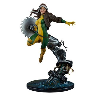 Sideshow Collectibles Marvel Maquette Rogue 56 cm