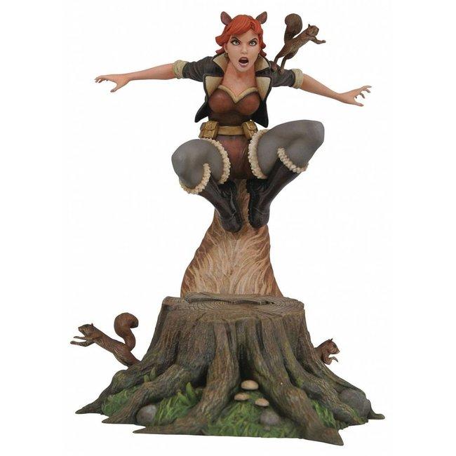 Diamond Select Toys Marvel Comic Gallery PVC Statue Squirrel Girl 25 cm