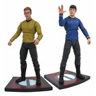 Star Trek Into Darkness Select Action Figures 18 cm Series 1 (2)