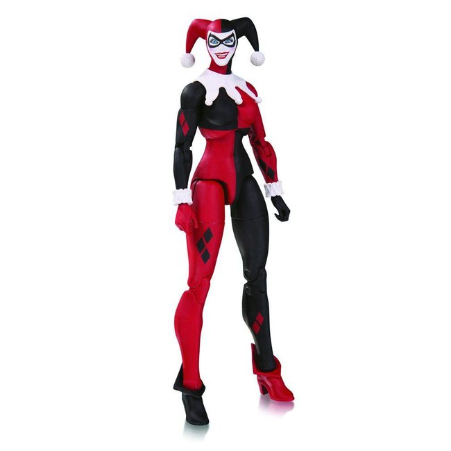 DC Collectibles DC Essentials Action Figure Harley Quinn 18 cm