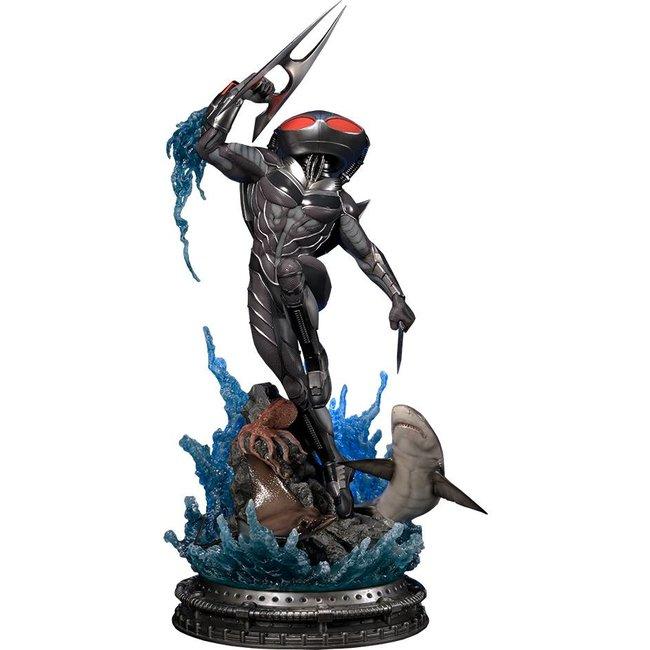 Prime 1 Studio Injustice 2 Statue Black Manta 77 cm