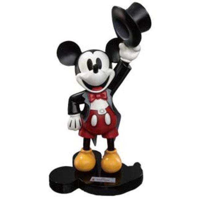 Beast Kingdom Mickey Mouse Master Craft Statue 1/4 Tuxedo Mickey 90th Anniversary 47 cm