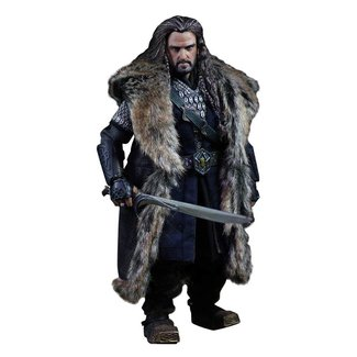 Asmus Toys The Hobbit Action Figure 1/6 Thorin Oakenshield 25 cm