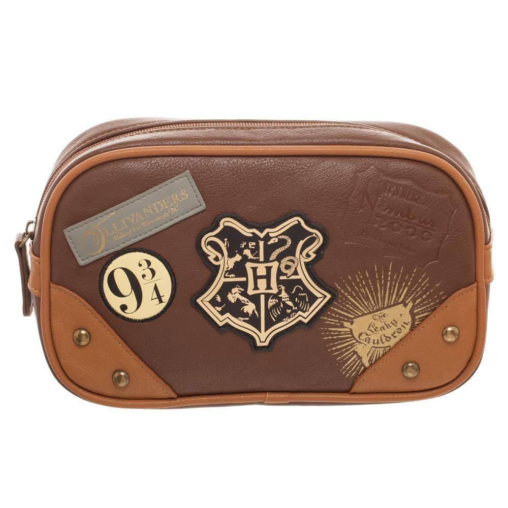 49bb44c3021 Harry Potter Cosmetic Bag Hogwarts werk bv betaald aan holding ...