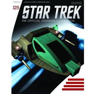 Eaglemoss Collections Star Trek Official Starships Collection #125