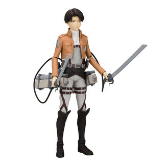 McFarlane Attack on Titan Action Figure Levi Ackerman