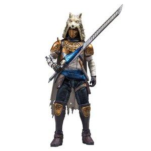 Destiny Color Tops Action Figure Iron Banner Hunter (Million Million Shader) 18 cm
