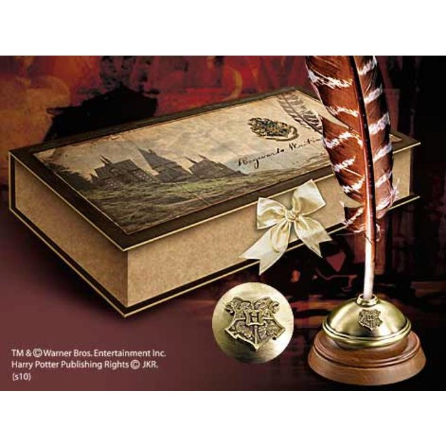 Noble Collection Hogwarts Writing Quill