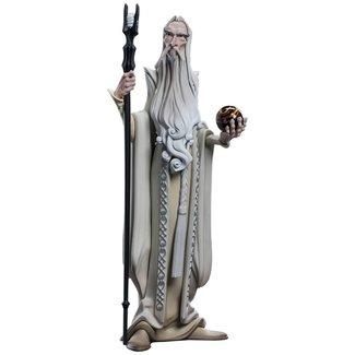 Weta Workshop Lord of the Rings Mini Epics Vinyl Figure Saruman 17 cm