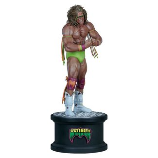 Pop Culture Shock WWE Statue 1/4 Ultimate Warrior 63 cm