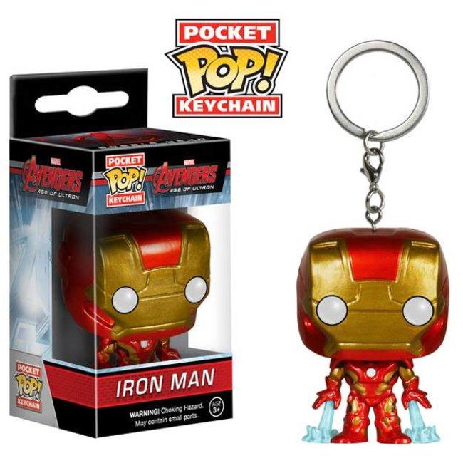 Pocket Pop! Keychains: Avengers - Age Of Ultron - Iron Man