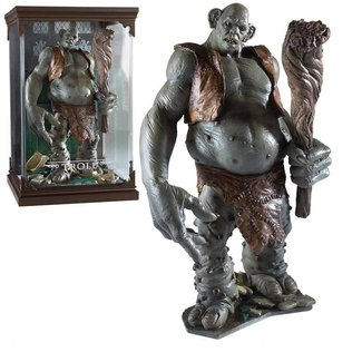 Noble Collection Harry Potter Magical Creatures Statue Troll 13 cm