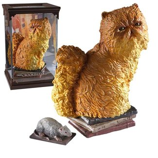 Noble Collection Harry Potter Magical Creatures Statue Crookshanks 13 cm