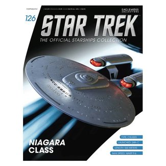 Eaglemoss Collections Star Trek Official Starships Collection #126