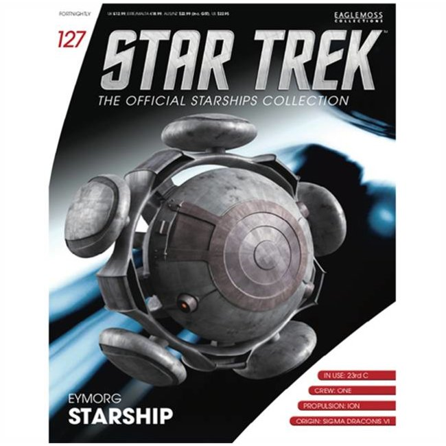 Eaglemoss Collections Star Trek Official Starships Collection #127