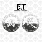 E.T. the Extra-Terrestrial Collectable Coin E.T. (silver plated)
